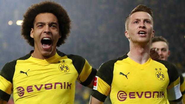 reus and witsel 2