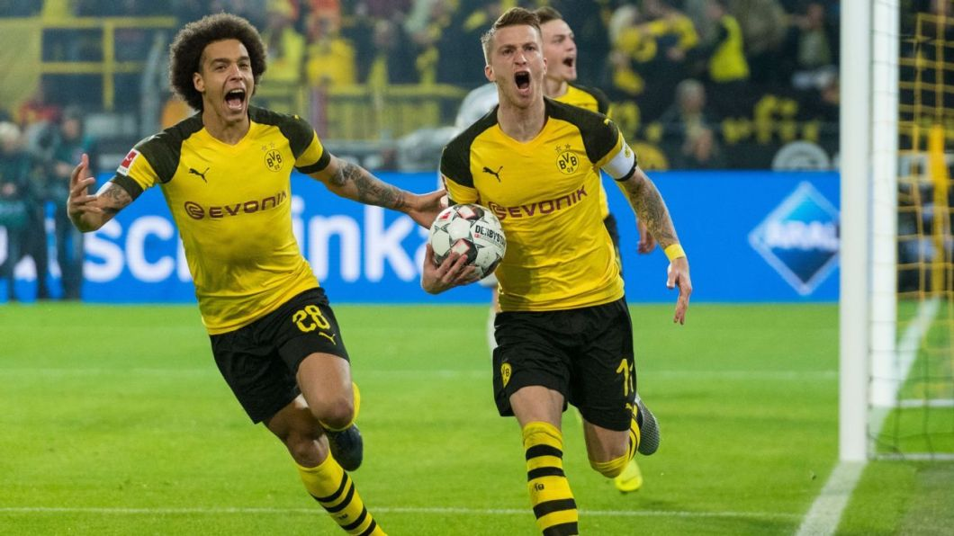 reus and witsel