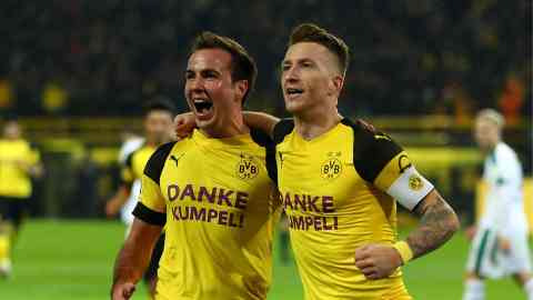 Reus and Goetze BMG