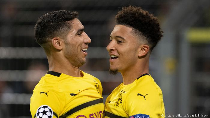 hakimi and sancho