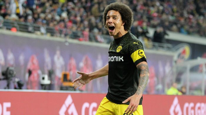witsel number 1