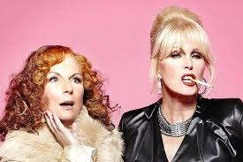 The best of AbFab - Silversurfers